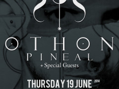 Pineal launch show at The Garage, London