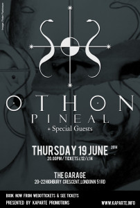 Othon Pineal launch show