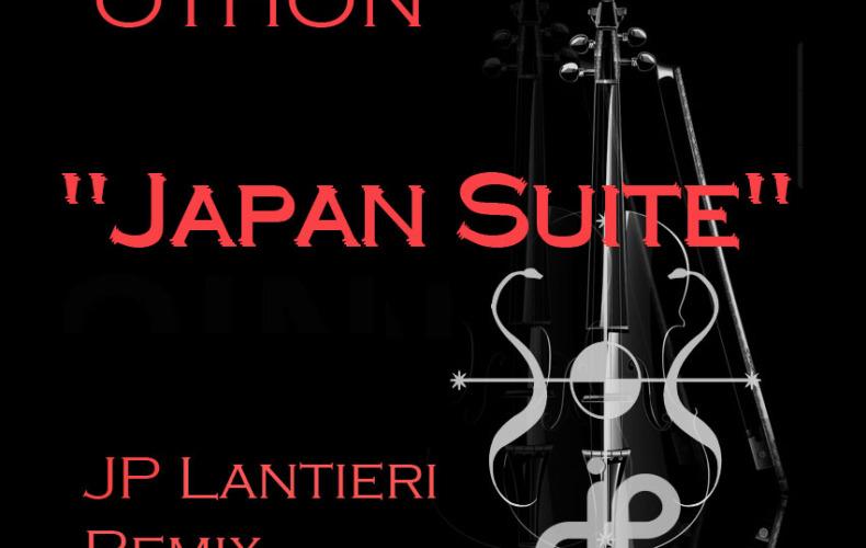 JAPAN SUITE – NEW REMIX BY JP LANTIERI