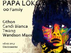 Papa Loko: ∞ Family