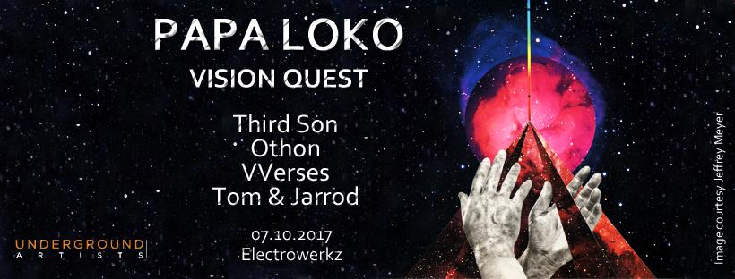 Papa Loko: Vision Quest