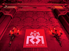 Live Piano & DJ Set at Turin's Red Room Party, 22 November