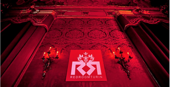 Live Piano & DJ Set at Turin's Red Room Party, November 22