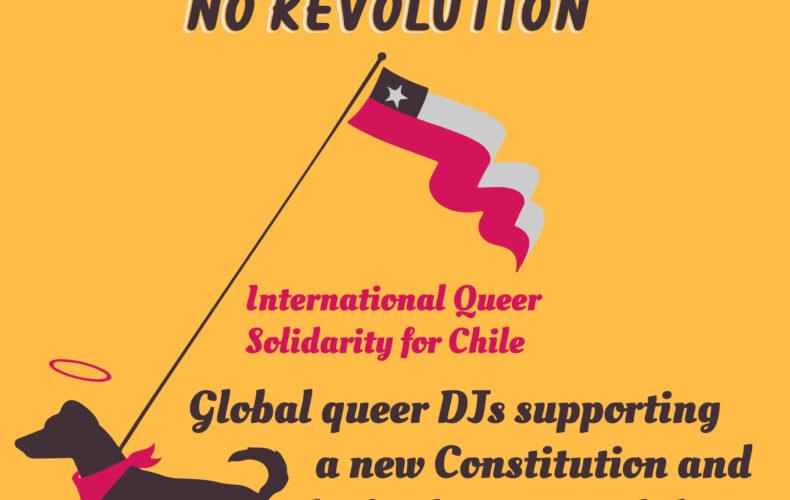 Live Stream for No Dance no Revolution